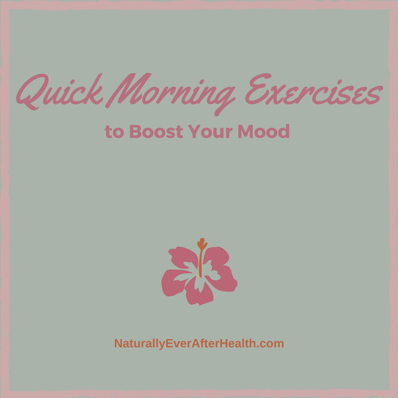quick morning exercises