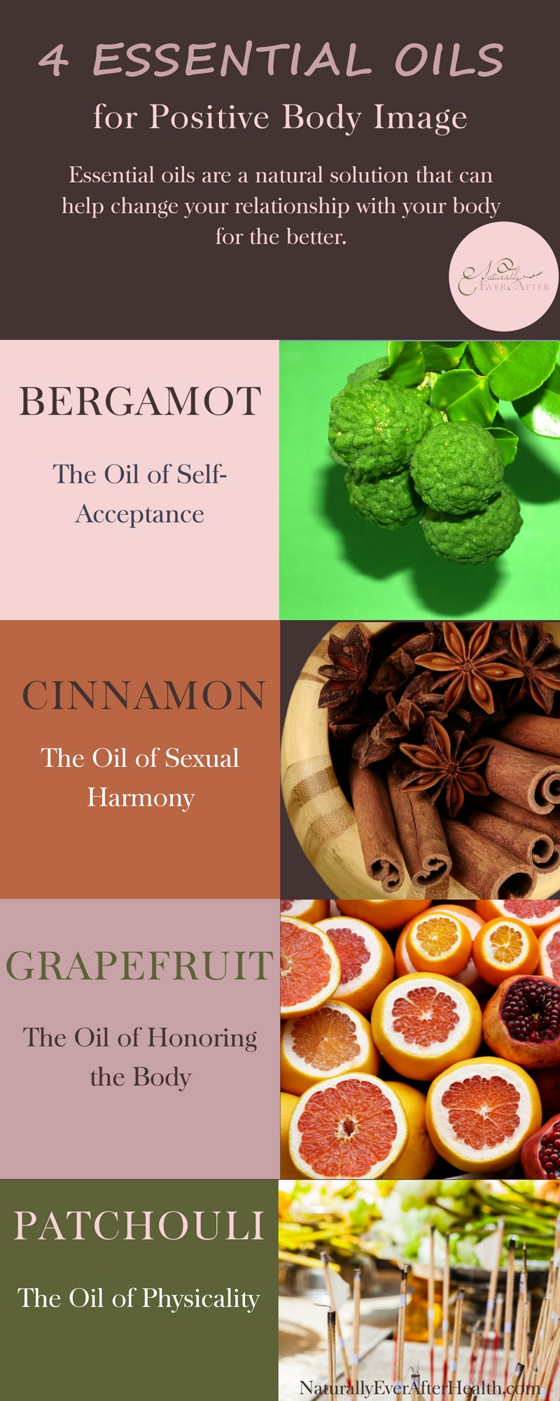 Learn how you can use essential oils to reframe your body image!