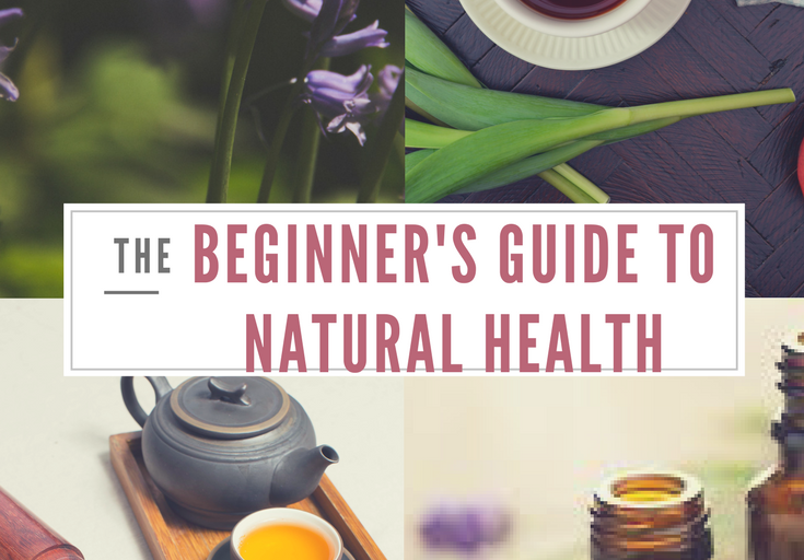 the beginners guide to natural health