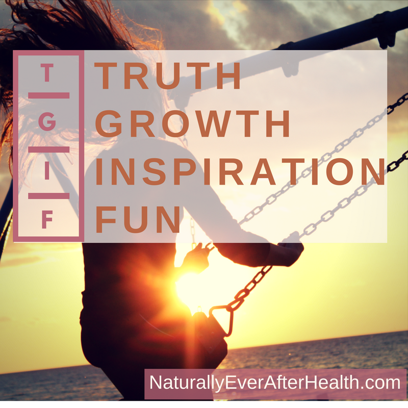 Self-reflection time! Share your truths, growth, inspirations and fun from the week :)