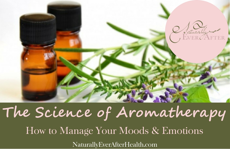 How to manage your moods & emotions with aromatherapy