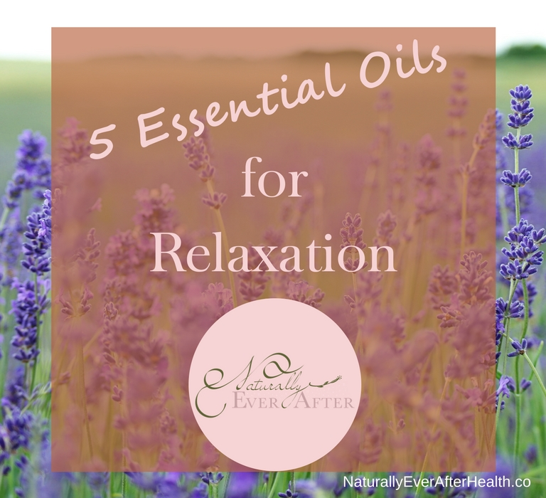 Need to unwind? Try diffusing these 5 essential oils for relaxation