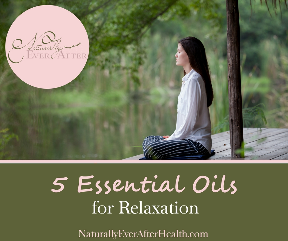 Stressed? Try these 5 essential oils for relaxation