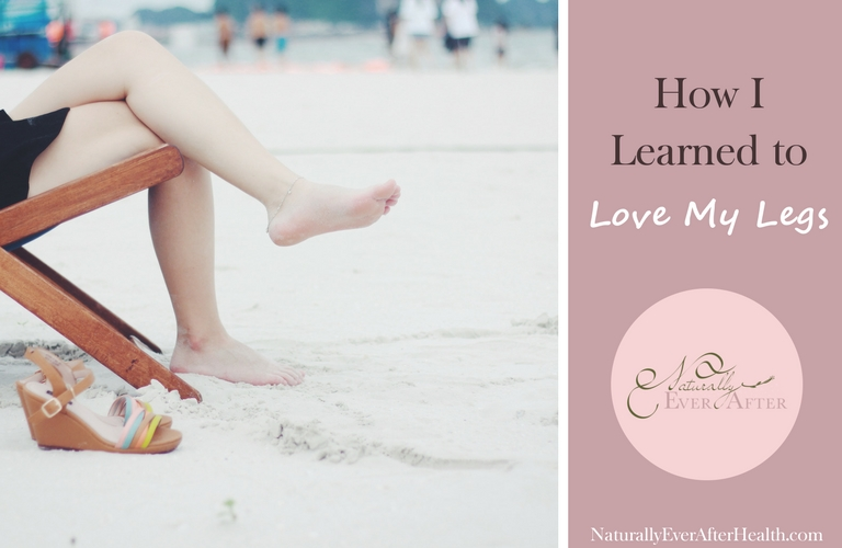 How I Learned to Love My Legs