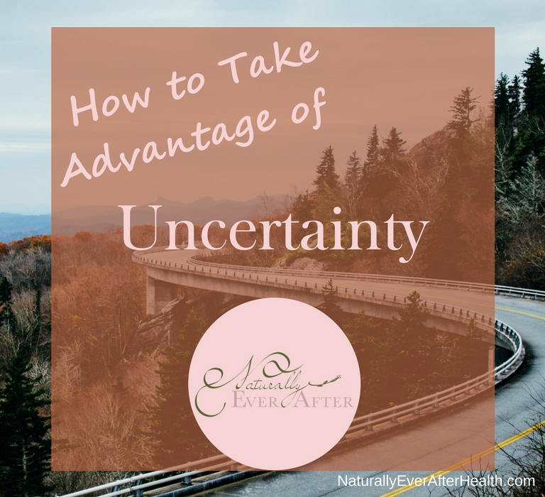 Uncertainty isn't necessarily a bad thing. Learn why you should stop trying to avoid it and how to take advantage of it.