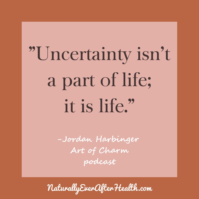 Uncertainty isn't something to be avoided. Learn how to take advantage of it.