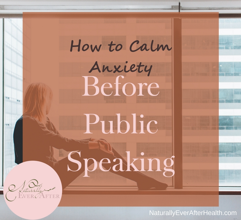 Do you get anxious in speaking situations? Whether it's in a group, 1-on-1, or in phone calls - you're not alone. Learn how to calm your anxiety before speaking.