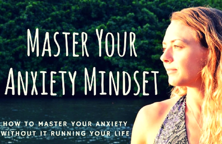 Check out Lauren Madden's Master Your Anxiety Mindset course!