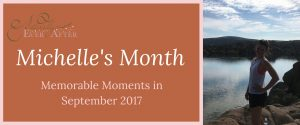 Michelle's Month: Memorable moments in September 2017