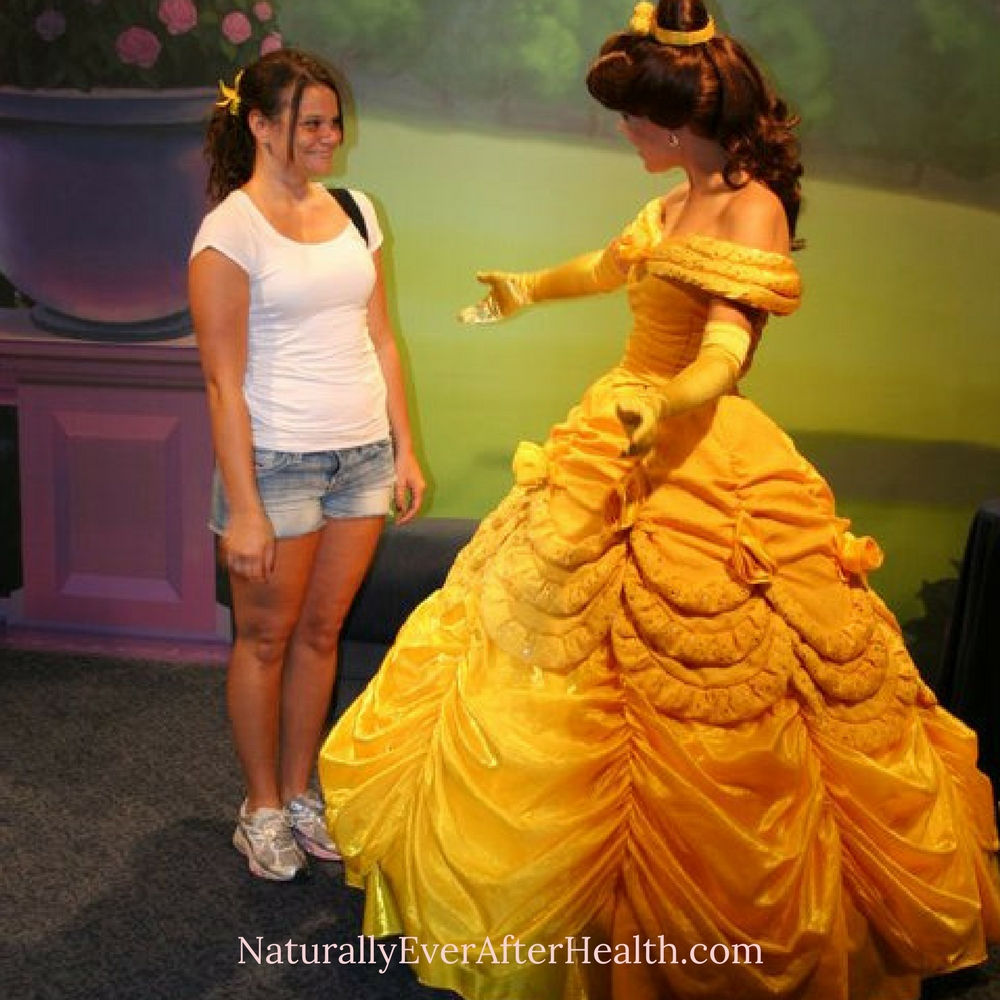 How Princess Belle serves as my inner mentor
